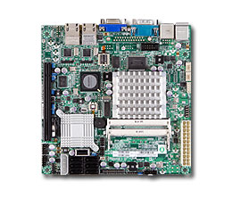 Supermicro's X7SPA-HF Mainboard