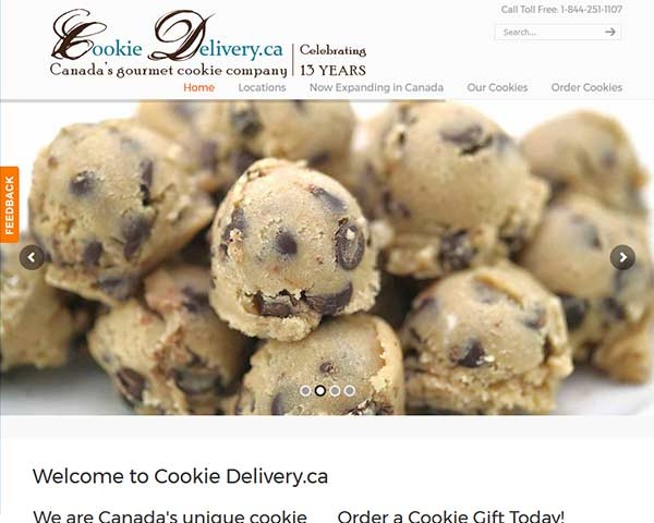 Cookie Delivery.ca