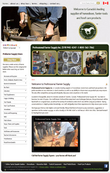 Professional Farrier Supply Inc